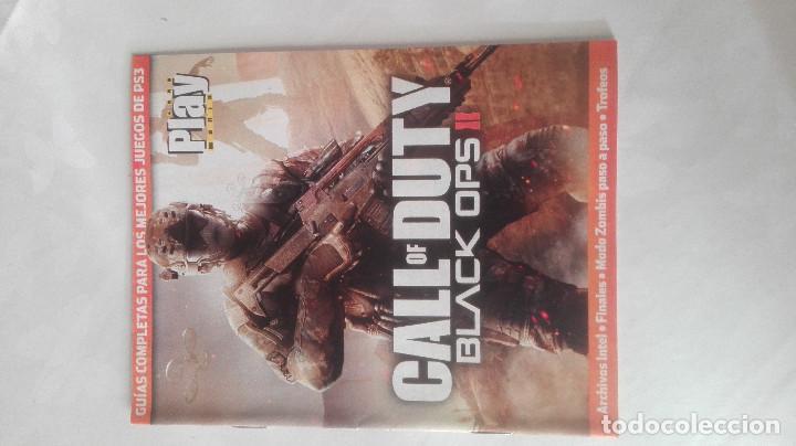 PLAYMANIA CALL OF DUTY BLACK OPS 2 GUIA PS3 PLAY MANIA REVISTA (Juguetes - Videojuegos y Consolas - Sony - PS3)