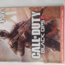 Videojuegos y Consolas: PLAYMANIA CALL OF DUTY BLACK OPS 2 GUIA PS3 PLAY MANIA REVISTA. Lote 194874397