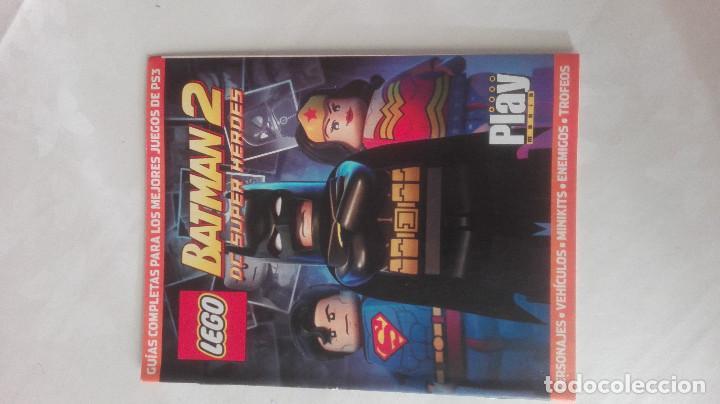 PLAYMANIA LEGO BATMAN 2 GUIA PS3 PLAY MANIA REVISTA (Juguetes - Videojuegos y Consolas - Sony - PS3)