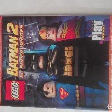 Videojuegos y Consolas: PLAYMANIA LEGO BATMAN 2 GUIA PS3 PLAY MANIA REVISTA. Lote 194874727