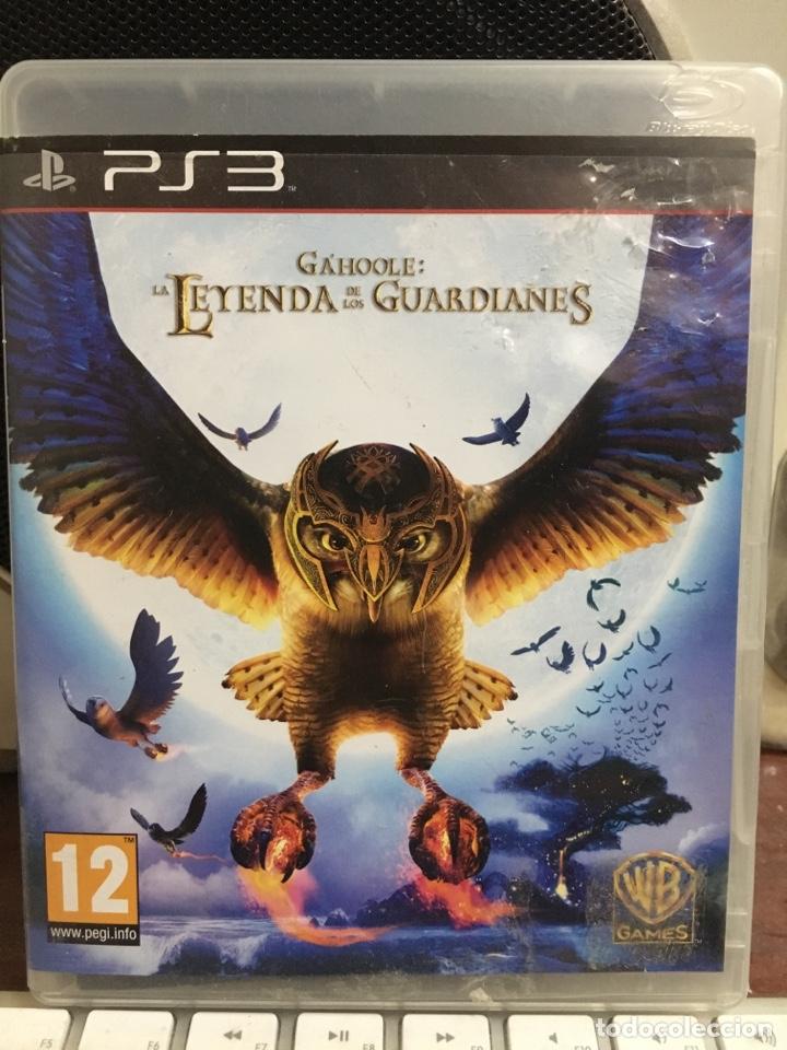 GAHOOLE LA LEYENDA DE LOS GUARDIANES-PS3 (Juguetes - Videojuegos y Consolas - Sony - PS3)