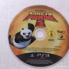 Videojuegos y Consolas: KUNG FU PANDA 2 KUNGFU II PS3 PLAYSTATION 3 PLAY STATION SONY KREATEN. Lote 194970305