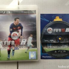 Videojuegos y Consolas: FIFA 16 PS3 PLAYSTATION 3 PLAY STATION SONY KREATEN. Lote 194970485
