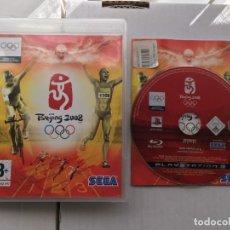 Videojuegos y Consolas: BEIJING 2008 SEGA JUEGOS OLIMPICOS PEKIN CHINA PS3 PLAYSTATION 3 PLAY STATION SONY KREATEN. Lote 194970580