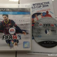 Videojuegos y Consolas: FIFA 14 PS3 PLAYSTATION 3 PLAY STATION SONY KREATEN. Lote 194970671