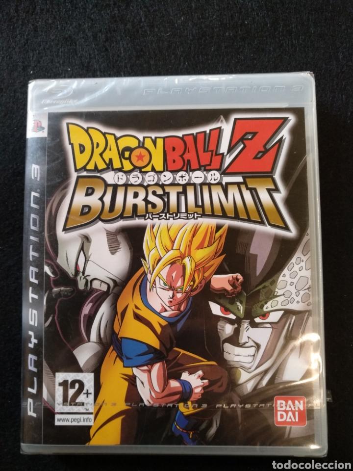 JUEGO DRAGÓN BALL Z BURSTLIMIT, PS3, PRECINTADO (Juguetes - Videojuegos y Consolas - Sony - PS3)