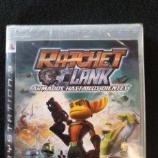 Videojuegos y Consolas: JUEGO RATCHET CLANK, PS3. PRECINTADO. Lote 195087858