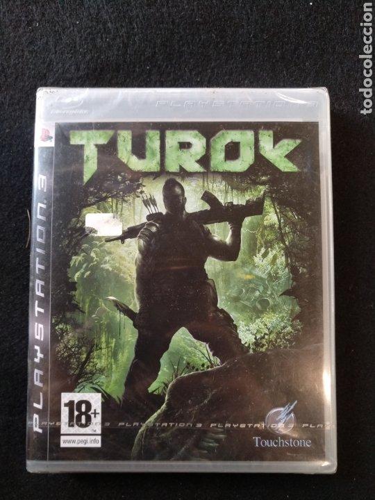 JUEGO TUROK PS3. PRECINTADO (Juguetes - Videojuegos y Consolas - Sony - PS3)