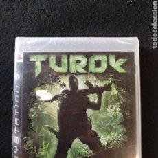 Videojuegos y Consolas: JUEGO TUROK PS3. PRECINTADO. Lote 195091725
