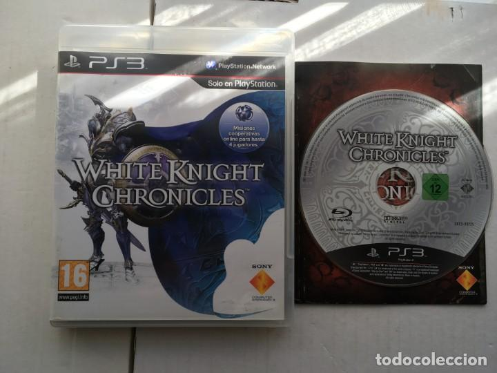 WHITE KNIGHT CHRONICLES NIGHT CHRONICLE PS3 PLAYSTATION 3 PLAY STATION KREATEN (Juguetes - Videojuegos y Consolas - Sony - PS3)