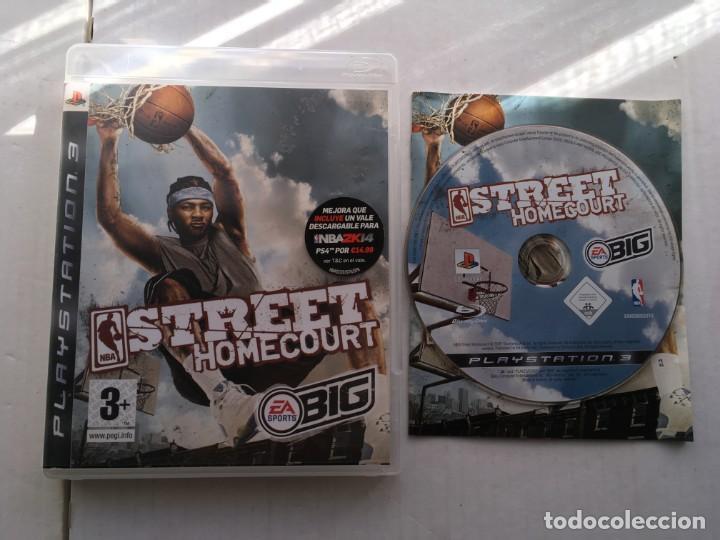 NBA STREET HOMECOURT HOME COURT BIG EA SPORTS PS3 PLAYSTATION 3 PLAY STATION KREATEN (Juguetes - Videojuegos y Consolas - Sony - PS3)