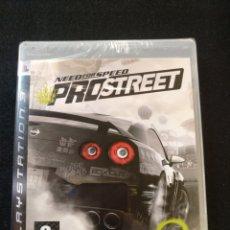 Videojuegos y Consolas: JUEGO NEED FOR SPEED PROSTREET. PS3. PRECINTADO. Lote 234683010