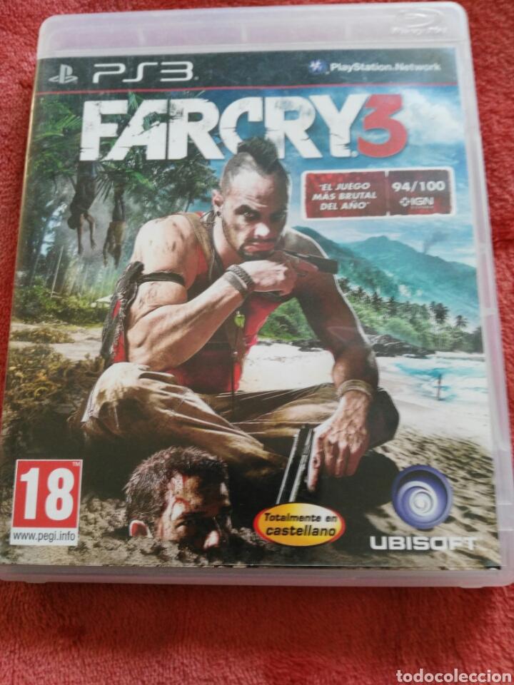 FARCRY 3 (Juguetes - Videojuegos y Consolas - Sony - PS3)