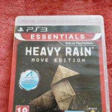 Videojuegos y Consolas: HEAVY RAIN. Lote 195292260