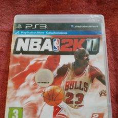 Videojuegos y Consolas: NBA2K11. Lote 195299027