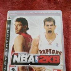 Videojuegos y Consolas: NBA2K8. Lote 195299345