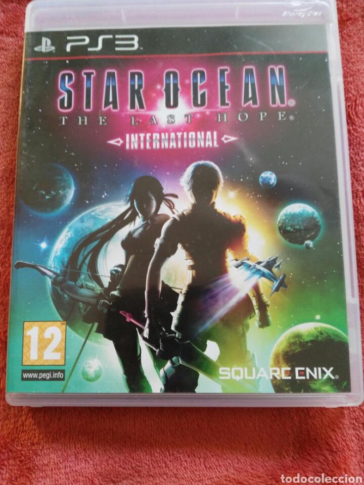 STAR OCEAN (Juguetes - Videojuegos y Consolas - Sony - PS3)