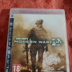 Videojuegos y Consolas: CALL OF DUTY MODERN WARFARE 2. Lote 195415782