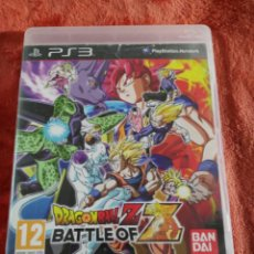 Videojuegos y Consolas: DRAGONBALL Z BATTLE OF. Lote 195418241