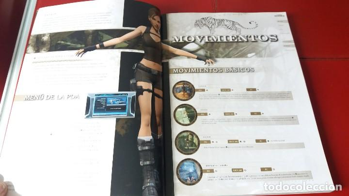 Videojuegos y Consolas: guía oficial TOMB RAIDER UNDER WORLD - Foto 5 - 195948720