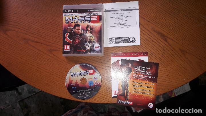 JUEGO PLAY 3 MASS EFFECT 2 (Juguetes - Videojuegos y Consolas - Sony - PS3)