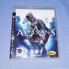 Videojuegos y Consolas: JUEGO PS3 ASSASSIN'S CREED EN MUY BUEN ESTADO ORIGINAL PLAYSTATION. Lote 196779466