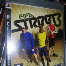Videojuegos y Consolas: FIFA STREET PLAYSTATION 3 PS3. Lote 198075573