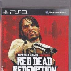 Videojogos e Consolas: RED DEAD REDEMPTION. Lote 198428017