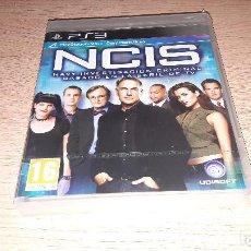 Videojuegos y Consolas: JUEGO PLAY 3 NCIS. Lote 199991881