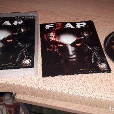 Videojuegos y Consolas: JUEGO PLAY 3 F.E.A.R. 3. Lote 199991908