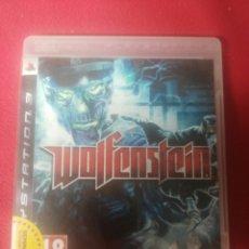 Videojuegos y Consolas: WOLFENSTEIN. Lote 200316008