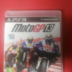 Videojuegos y Consolas: MOTOGP 13. Lote 200316893