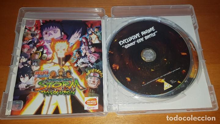 Videojuegos y Consolas: LOTE NARUTO ULTIMATE NINJA STORM PS3 (2, 3 Y REVOLUTION). BUEN ESTADO - Foto 6 - 200838107