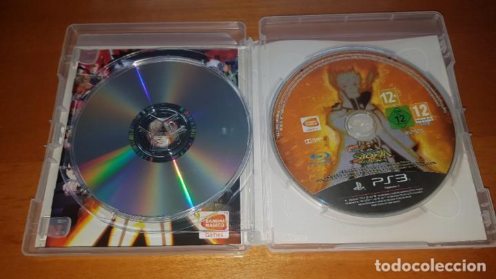 Videojuegos y Consolas: LOTE NARUTO ULTIMATE NINJA STORM PS3 (2, 3 Y REVOLUTION). BUEN ESTADO - Foto 7 - 200838107