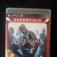 Videojuegos y Consolas: ASSASSIN'S CREED - SONY PLAYSTATION 3 - PS3 - BLU-RAY- COMPLETO. Lote 201330120