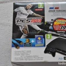 Videojuegos y Consolas: CONSOLA PS3 160 GB. Lote 202082705