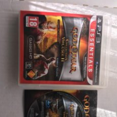 Videogiochi e Consoli: GOD OF WAR COLLECTION II 2 CHAINS OF OLYMPUS GHOST OF SPARTA CLASSICS HD PS3 PLAYSTATION 3 KREATEN. Lote 202722501