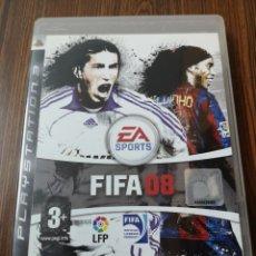 Videojuegos y Consolas: EST 9. C16. JUEGO DE LA PLAYSTATION 3. FIFA 08. Lote 203360540