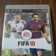 Videojuegos y Consolas: T1. J67. JUEGO DE LA PS3. FIFA 10. Lote 203366943