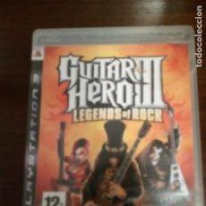 Videojuegos y Consolas: GUITAR HERO III. Lote 203548408