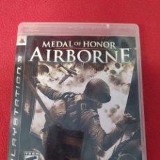 Videojuegos y Consolas: MEDAL OF HONOR AIRRBORNE. Lote 203870797