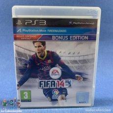 Videojuegos y Consolas: VIDEOJUEGOS - FIFA 14 - BONUS EDITION - PLAYSTATION 3 - PS3. Lote 203971828