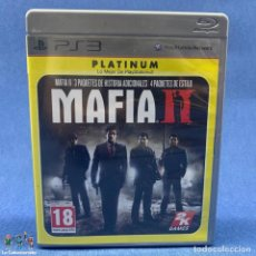 Videojuegos y Consolas: VIDEOJUEGOS - MAFIA II PLATINUM - PLAYSTATION 3 - PS3. Lote 203972440