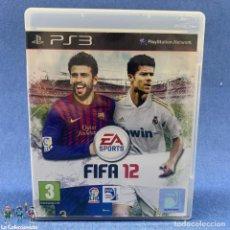Videojuegos y Consolas: VIDEOJUEGOS - FIFA 12 - PLAYSTATION 3 - PS3. Lote 203973087