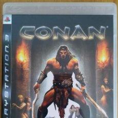 Videojuegos y Consolas: CONAN JUEGO PLAYSTATION 3. Lote 204636705