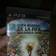 Videojuegos y Consolas: JUEGO COPA MUNDIAL DE SUDÁFRICA 2010 PLAYSTATION 3. Lote 204787767