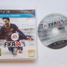 Videojuegos y Consolas: FIFA 14 PS3 PLAYSTATION 3. Lote 205535400
