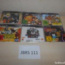 Videojuegos y Consolas: PS3 - PACK DE 6 JUEGOS PROMOCIONALES , PAL ESPAÑOLES , NUEVOS. Lote 205701490