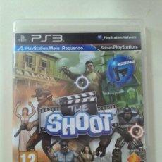 Videojuegos y Consolas: THE SHOOT (MOVE). PS3. Lote 205718490