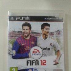 Videojuegos y Consolas: FIFA 12 PS3. Lote 205718822